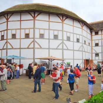 Shakespeare's Globe Exterior London